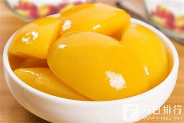 黄桃罐头有副作用吗 黄桃罐头有防腐剂吗