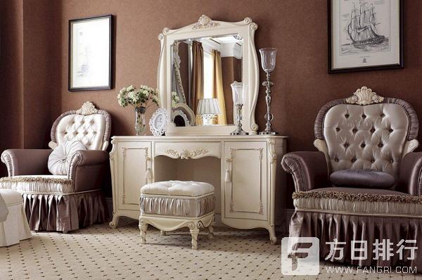卧室梳妆台的品牌有哪些 卧室梳妆台如何挑选