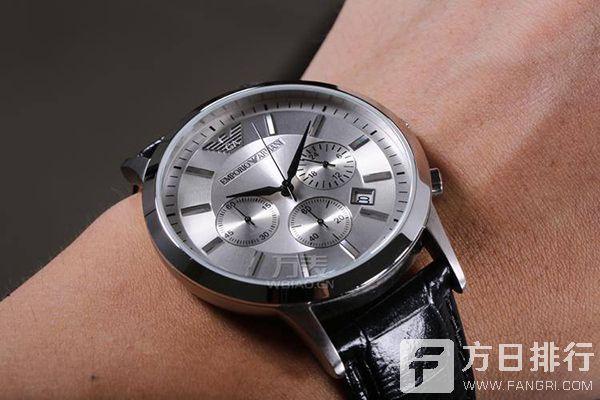 阿玛尼机械表上弦教程 阿玛尼手表怎么辨真假