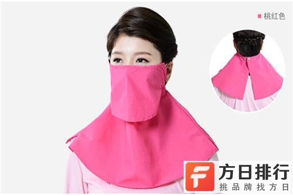 防晒口罩怎么选择 uv100口罩真的防晒吗