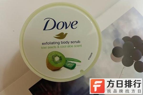 多芬奇异果芦荟磨砂膏什么质地 多芬奇异果芦荟磨砂膏好闻吗