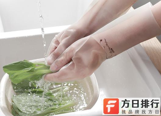 洗菜手套是硅胶好还是乳胶好3