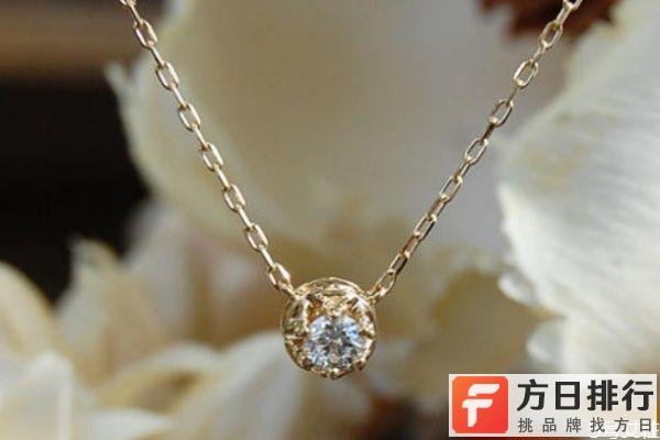 钻石项链的象征 钻石项链的寓意