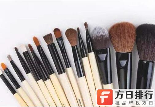 常见化妆刷的使用和清洗 化妆刷不上色是刷子不好吗