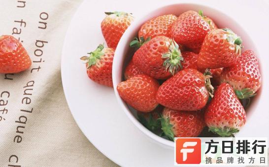 为什么草莓一洗就白了 为什么草莓洗后会变白