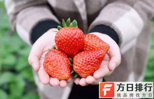 洗草莓水发红怎么回事 草莓洗了水都是红的正常吗
