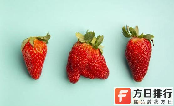 草莓形状不规则是什么原因 草莓形状不规则能吃吗