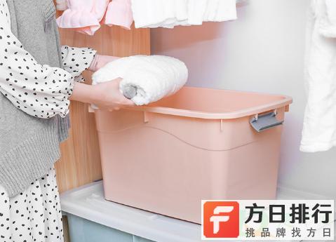 塑料收纳箱装衣服有味道怎么办 塑料收纳箱装衣服会受潮吗