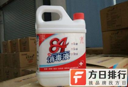 84消毒液成分是什么为什么叫844