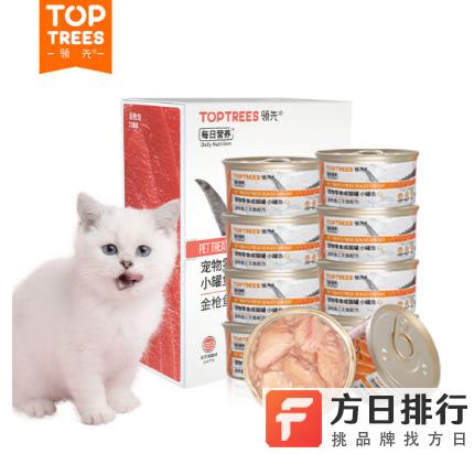 领先小罐鱼罐头怎么样 领先小罐鱼小猫能吃吗