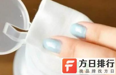 卸甲水能卸掉普通指甲油吗 怎么不用洗甲水卸指甲油