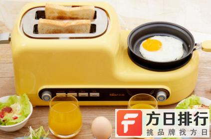 早餐机烤面包用刷油吗 早餐机烤吐司要多少度多长时间
