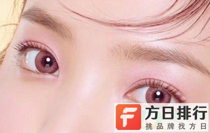 美瞳为什么会跑到眼球上面 美瞳会滑到眼睛后面吗
