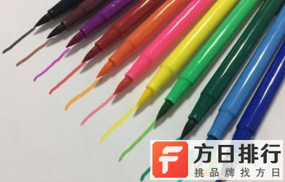 洗水彩笔用什么 如何洗掉水彩笔的残留颜色