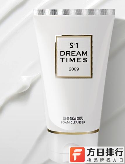 Dreamtimes S1氨基酸洗面奶怎么样 Dreamtimes洗面奶好不好