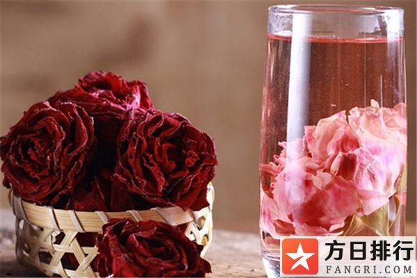 玫瑰花茶怎么挑选 玫瑰花茶哪种玫瑰最好