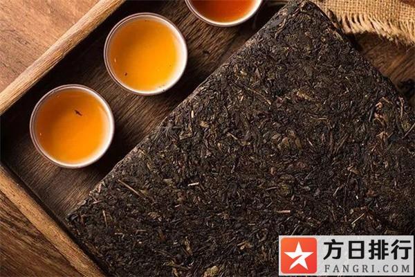 黑茶散茶和砖茶的区别 黑茶买散茶还是砖茶