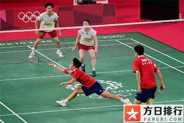 羽毛球比赛规则 裁判无视日本选手过网击球