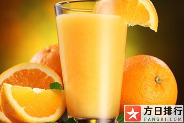 橙汁和什么一起榨好喝 橙汁的作用和功效