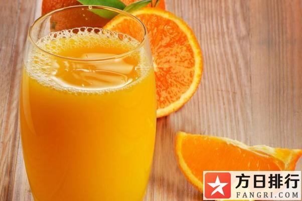橙汁对感冒有好处吗 橙汁对胃有刺激吗