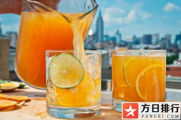 吃什么不能喝橙汁 早上可以喝橙汁嘛