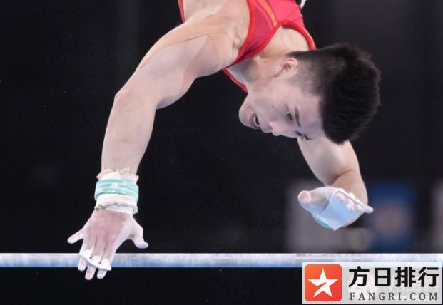 体操运动员绑的是什么绷带 为什么体操都要缠纱布绷带