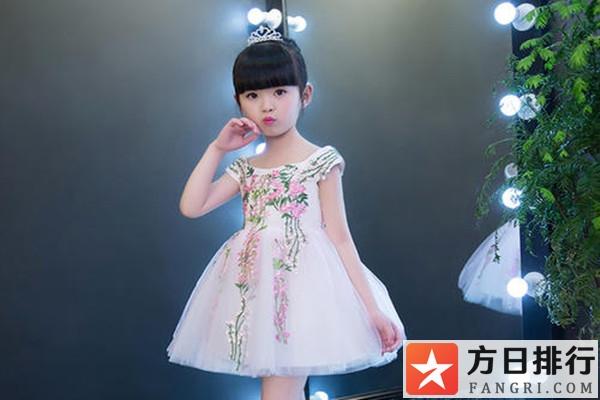 儿童公主裙怎么搭配 儿童公主裙配什么鞋