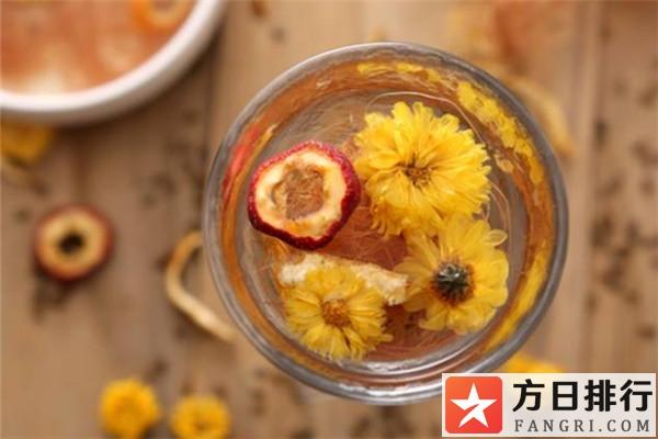 山楂菊花茶可以天天喝吗 山楂菊花茶的好处