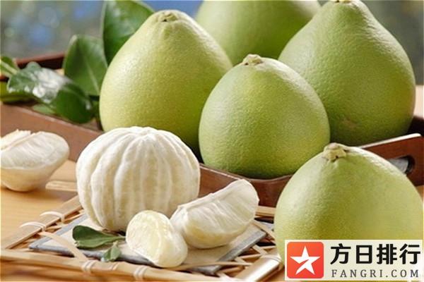 柚子的作用 柚子为什么可以减肥
