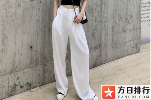 白色阔腿裤有点透怎么解决 白色阔腿裤有点透怎么办