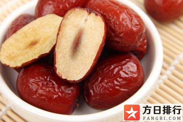 红枣热量高么 红枣有铁元素吗