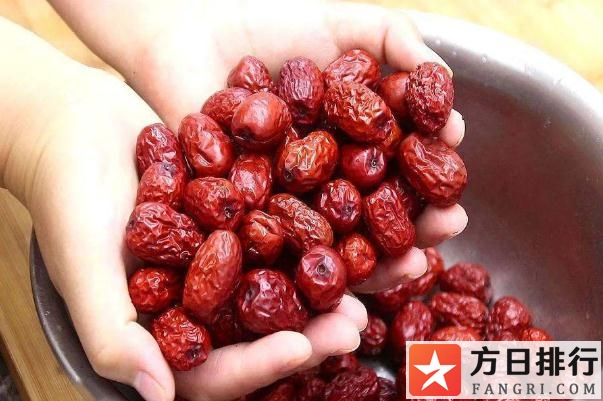 红枣的副作用 红枣的营养价值及功效