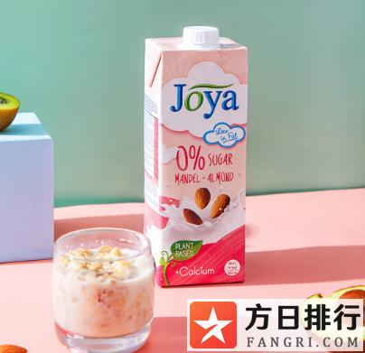 joya杏仁奶热量高吗 joya杏仁奶怎么样