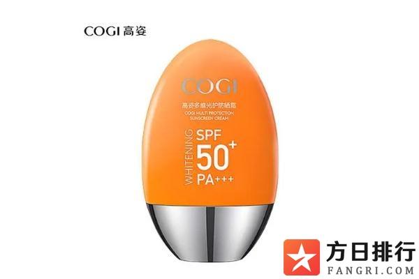 高姿防晒霜可以用洗面奶洗掉吗 高姿防晒霜敏感肌可以用吗