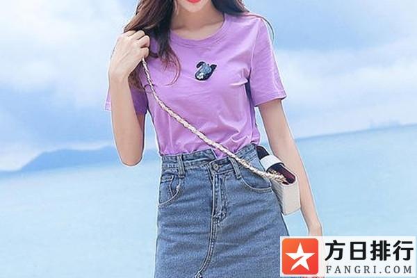 紫色衣服会显老吗 紫色衣服配什么颜色裤子
