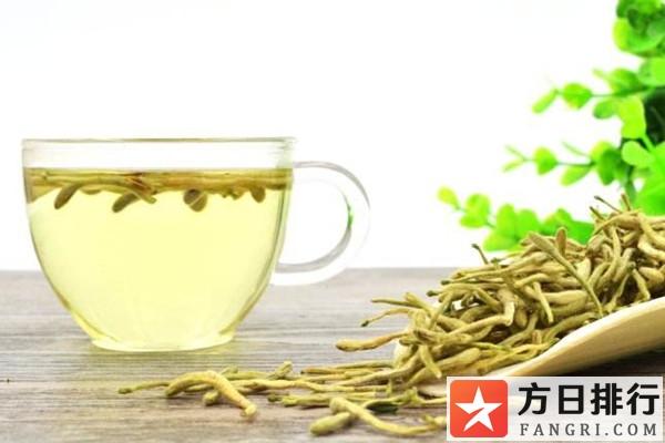 金银花茶的好处 金银花茶是寒性的吗