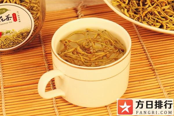 金银花茶可以和菊花茶一起泡吗 金银花茶可以和枸杞一起喝吗