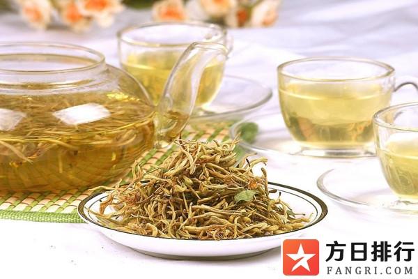 金银花茶能治咽炎吗 金银花茶能治口臭吗