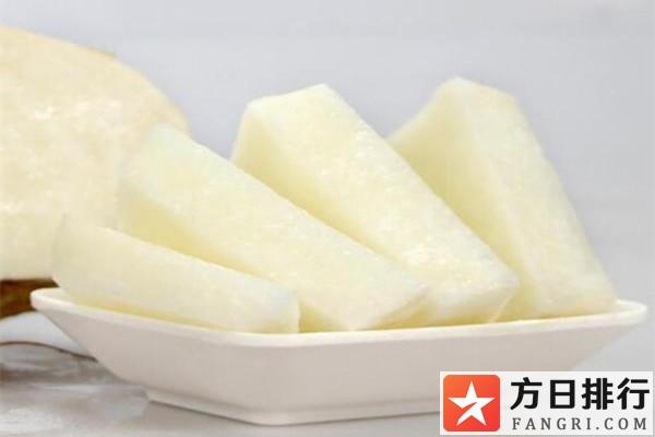 凉薯生吃有什么好处 凉薯能生吃吗