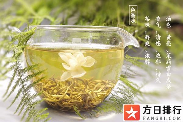 茉莉花茶可以和玫瑰花一起泡吗 茉莉花茶可以和菊花一起泡吗