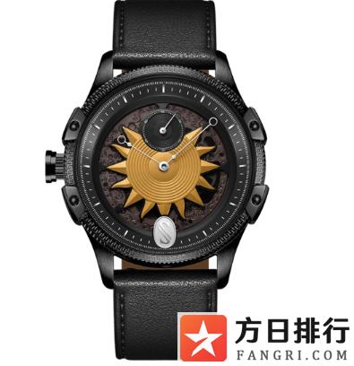 史尼嘉间棕赤金手表好用吗 史尼嘉手表怎么样