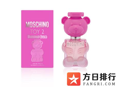 moschino小熊香水好闻吗 moschino小熊香水怎么样