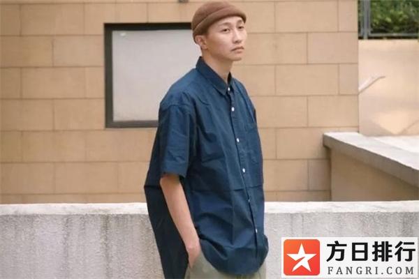 日系衬衫搭配帽子图片 日系衬衫配什么帽子好看