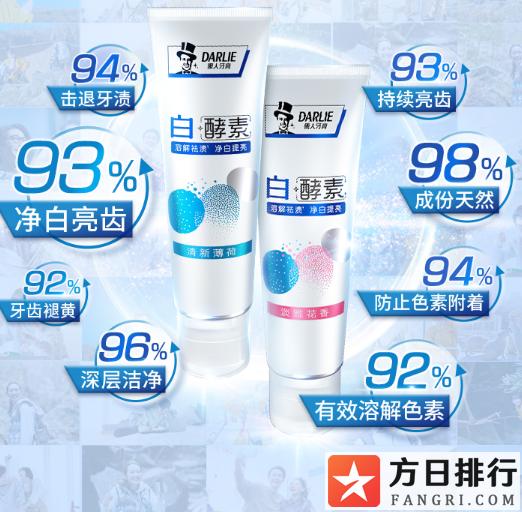 用黑人白酵素牙膏健康吗 黑人白酵素牙膏能美白吗