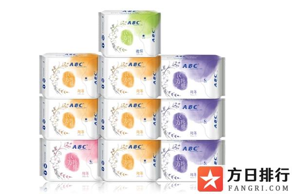 abc卫生巾是棉的还是网面的 abc卫生巾是哪个国家的品牌