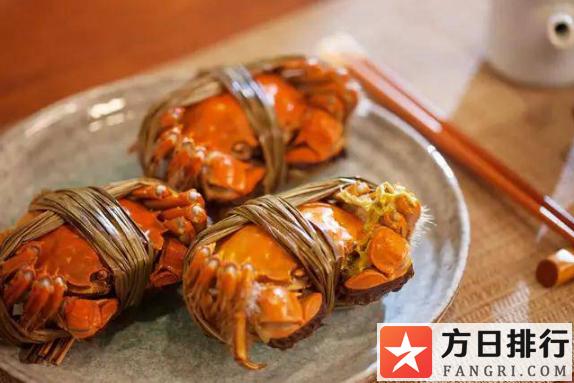 一次吃四个大闸蟹多吗1