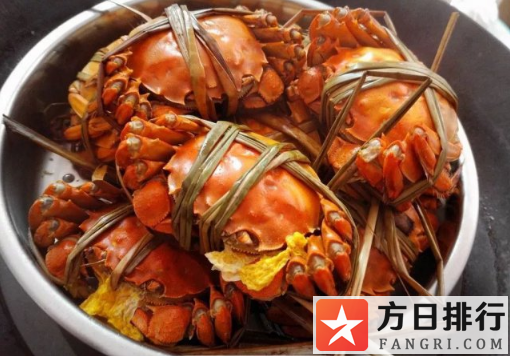 一次吃四个大闸蟹多吗2