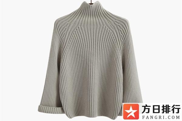 针织衫会不会越穿越松 针织衫能直接穿吗