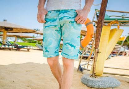 沙滩裤网兜可以剪掉吗 为什么沙滩裤里面有一层网