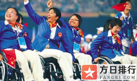 为什么残奥会中国成绩好 为什么残奥会中国总第一